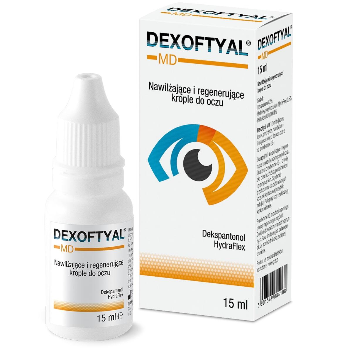 Dexoftyal MD