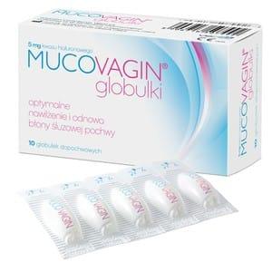 Mucovagin globules